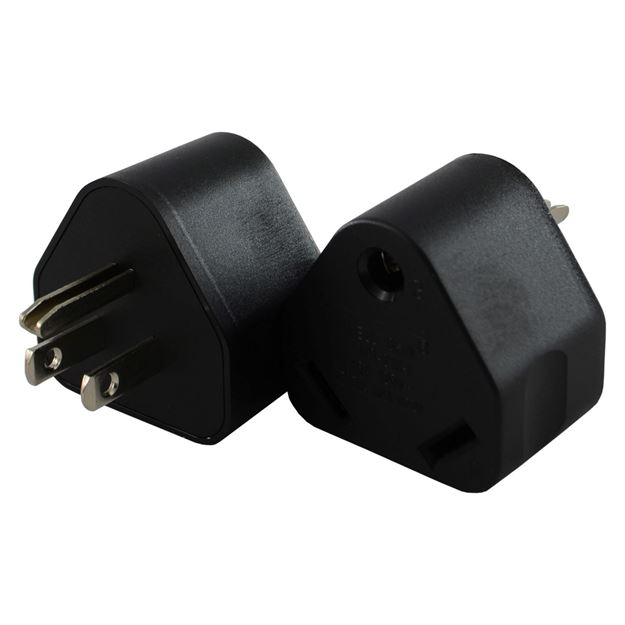 Picture of 5-15P to TT-30R Plug Adapters