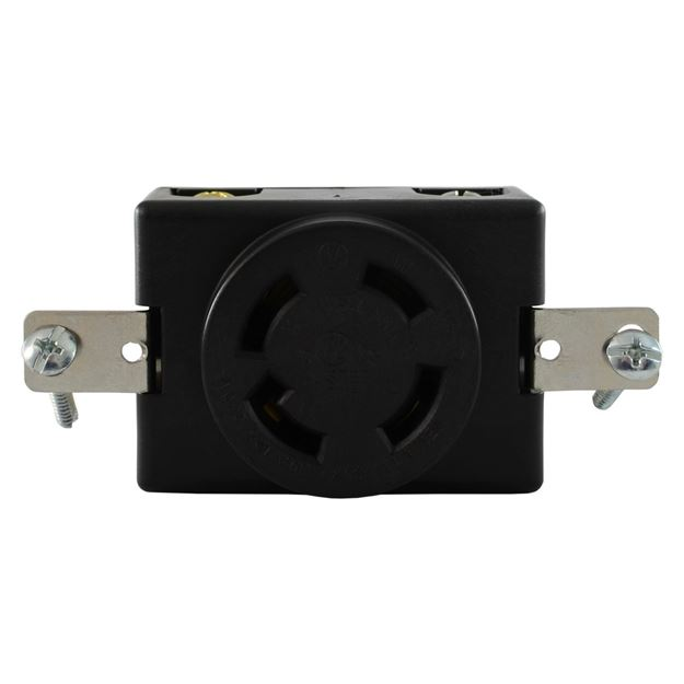 Picture of L14-30R Flush Mount Receptacle