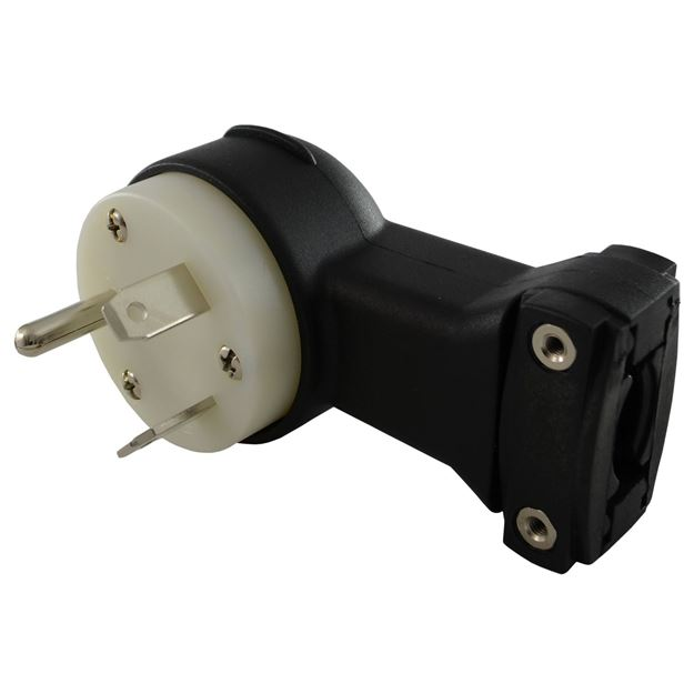 Picture of Right Angle TT-30 Assembly Plug