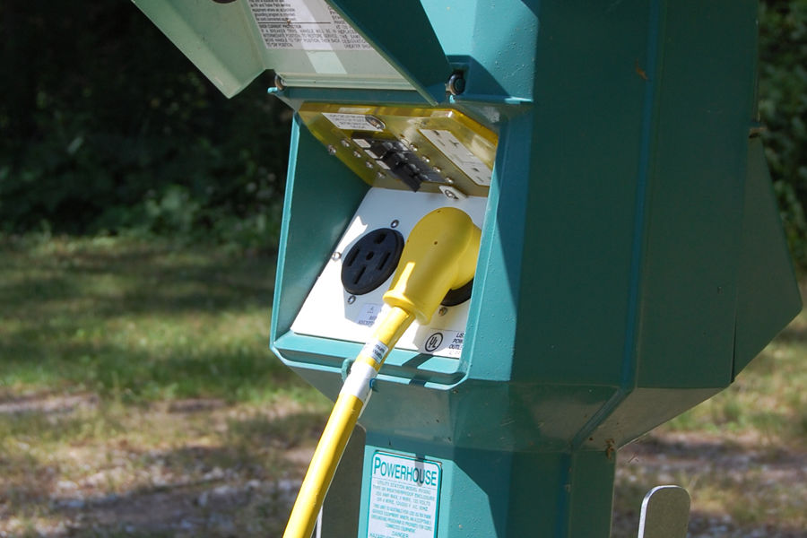 Picture for category RV Power Cords